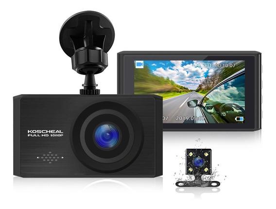 Dash Cam Car 1080p Hd Cámara De Coche 3