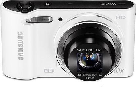 Smart Camera Samsung Wb30f Wi-fi Estado De Zero*nunca Usada*