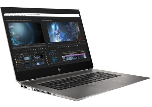 Hp 15.6 Zbook X360 G5 Touch 6 Core 16gb Ram 512gb Ssd