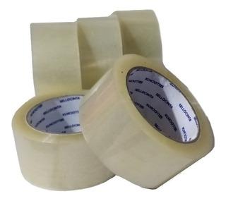 Cinta Embalaje- Pack 10 Rollos 48 X 100 Mt / Cart Paper