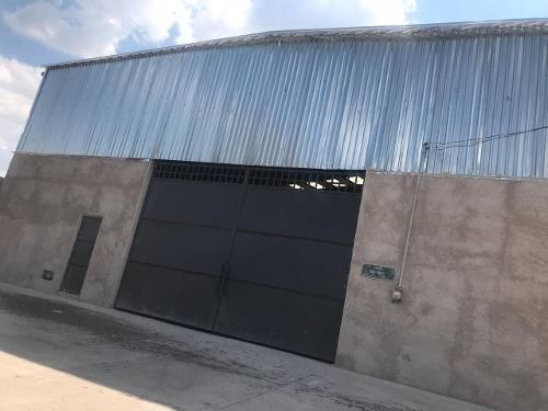 Lgv/ Bodega En Renta Comercial E Industrial