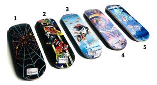 Tabla Skateboard Patineta 42x12cm Niños Varios Diseños