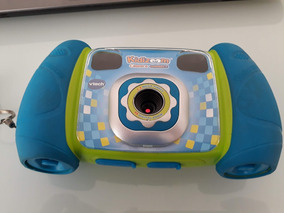 Camera Infantil Kidizoom Vtech Connect Usada