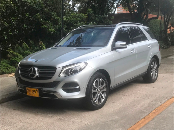 Mercedes Benz Gle 250d 4matic Blindada Nivel 3