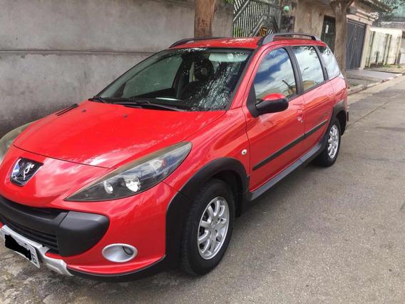 Peugeot 207 Sw 1.6 16v Escapade Flex 5p 2009