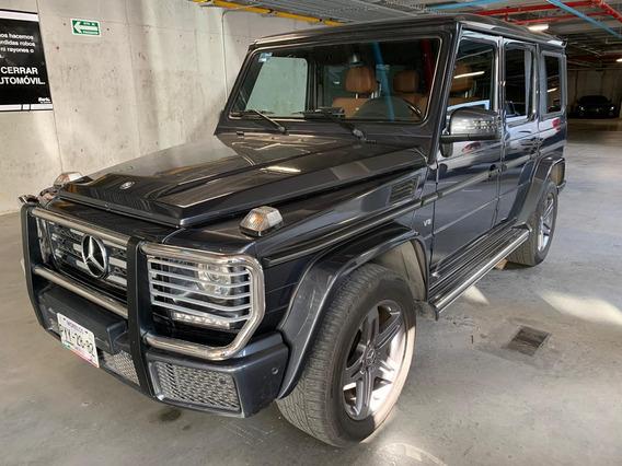 Mercedes-benz Clase G 5.5l 500 At