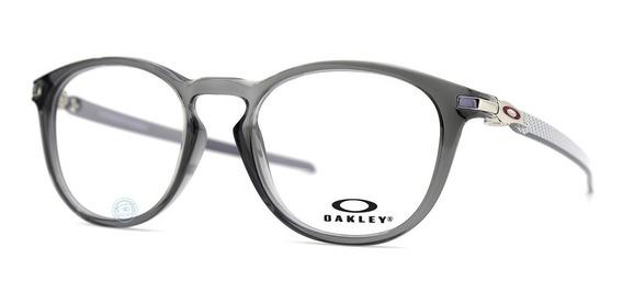 Lentes Oakley 8149 Tres Colores Pitchman R Carbon Oftalmico
