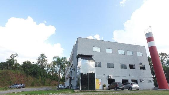 Galpão Industrial Para Locação, Louveira. - Ga0041