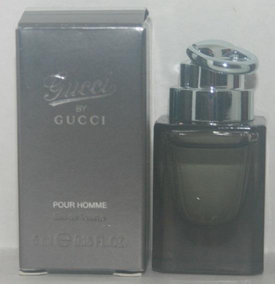 Miniatura De Perfume: Gucci By Gucci Pour Homme - 5 Ml - Edp
