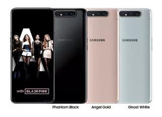 Samsung Galaxy A80 128 Gb 8gb Ram Sellado Garantia 5 Tiendas