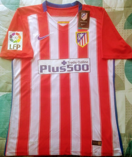 Camisa Do Atlético De Madrid