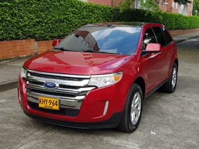 Ford Edge Limited Mejor Que Nueva