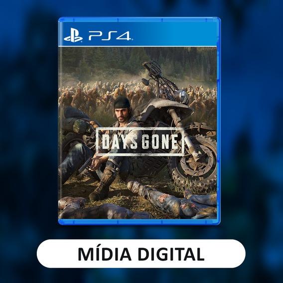 Days Gone Ps4 Original Midia Digital Português