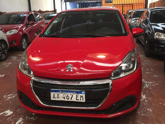 Peugeot 208 1.5 Active 2016 Oportunidad !!! Argemotors