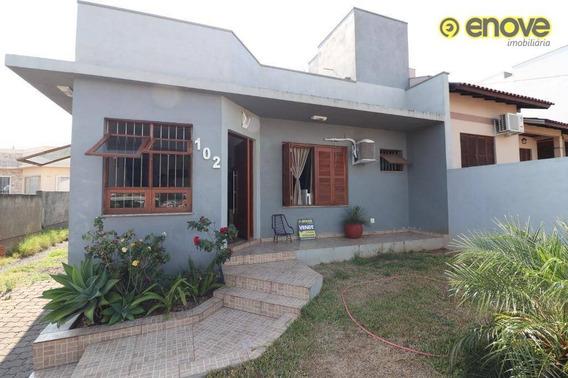 Casa Com 01 Suite No Bairro Lago Azul, Estância Velha - Ca0872