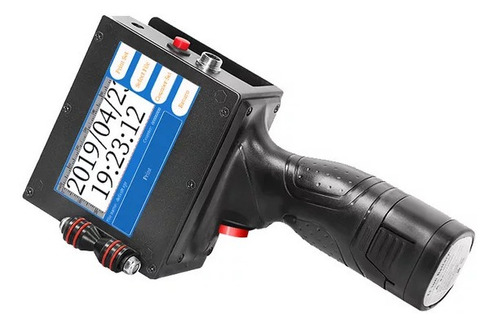 Codificadora Fechadora Ink Jet Manual Automática Logo Barras
