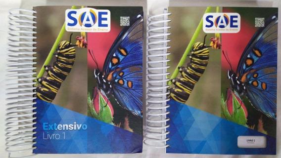 Sistema Acesso De Ensino (sae) 2016 - Extensivo 2 Volumes