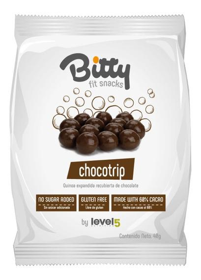 Mantecada Bitty Chocotrip 40 G