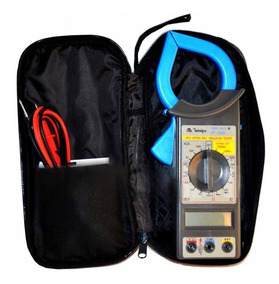 Amperímetro Multímetro Digital Alicate - Minipa - Et-3200