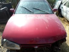 Hyundai Elantra 1990-1993 En Desarme