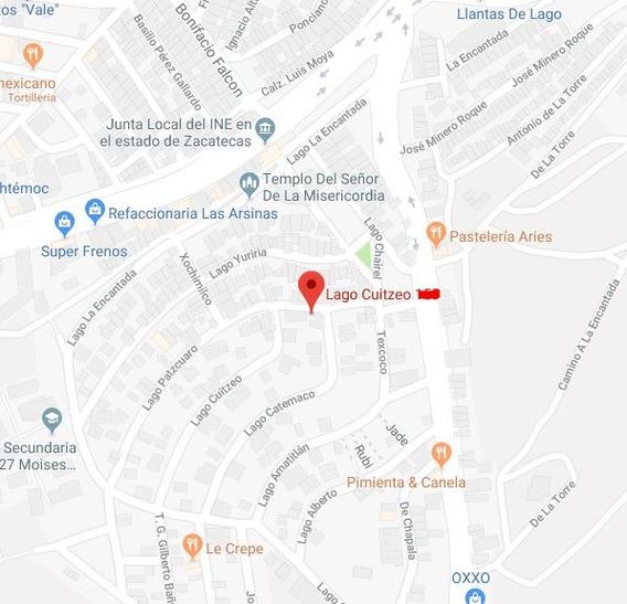 Casa En Venta En Lomas Del Lago Zacatecas
