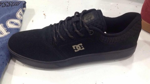 Tênis Crisis Dc Shoes