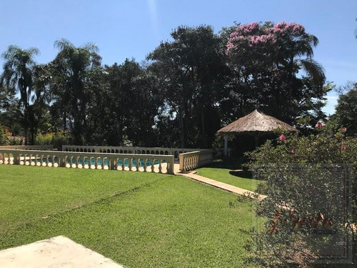 Chácara Para Venda Em Itatiba, Moenda, 4 Suítes - _2-1124030