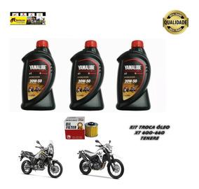 Kit Troca Oleo Xt 660 600 Tenere