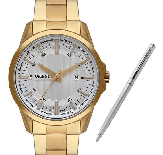 Relógio Orient Feminino Fgss1176 S1kx + Brinde Caneta Crown