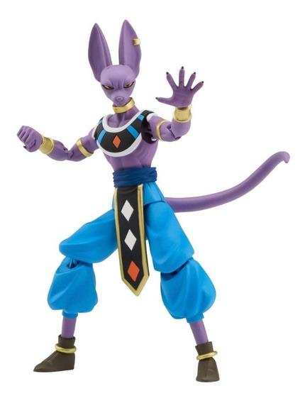 Figura Articulada Beerus De Dragon Ball