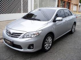 Toyota Corolla Altis 2.0 Flex Automatico Prata 2012