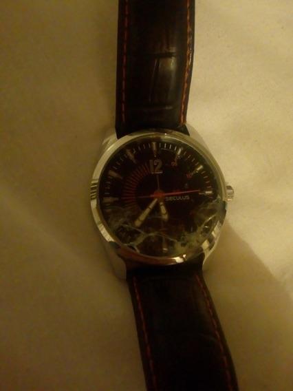 Relógio Secullus 60581gossn1c