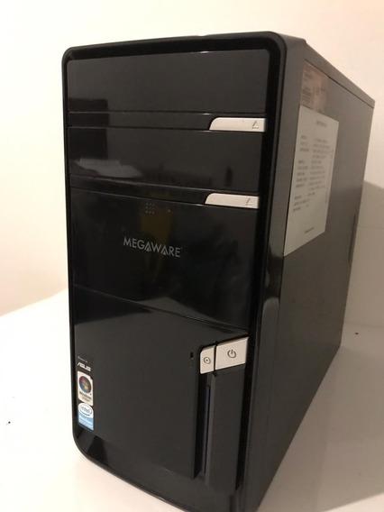 Cpu 2gb Megaware Pentium Dual-core Inside