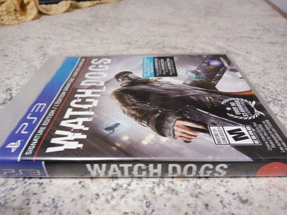 Watch Dogs Novo Para Ps3