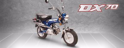 Corven Dx 70 Marellisports Entrega Ya Simil Honda Dax