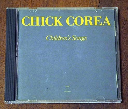 Chick Corea Children´s Songs Cd Importado Ecm