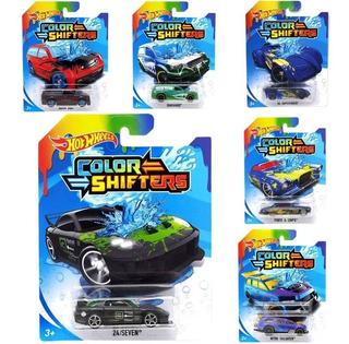 Hot Wheels Colour Shifters Auto Cambia Color Origina Palermo
