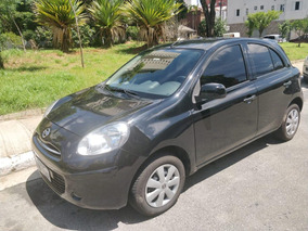Nissan March 1.0 S 5p 2013
