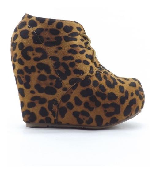 Zapatos Plataforma Escondida Altos Dama Mujer Nuevos Zebby