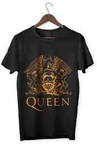 Camiseta Rock - Queen