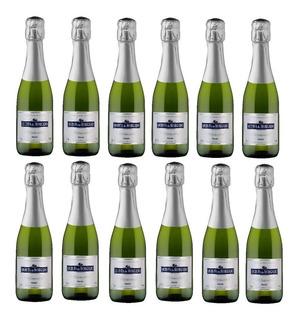 Vinho Espumante Moscatel Quinta Morgado 187 Ml - 12 Unidades