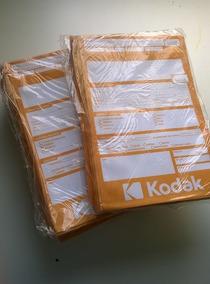 Envelopes Kodak 500 Unidades Com Numeração