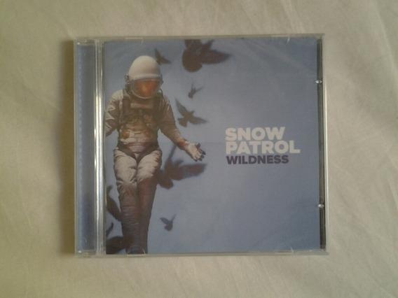 Cd Snow Patrol Wildness Novo Lacrado De Fabrica