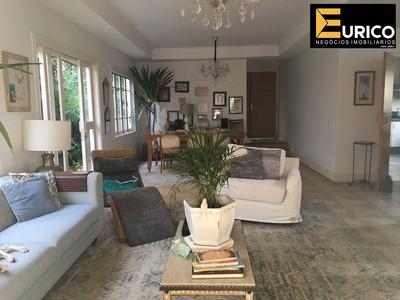 Casa À Venda E Locação No Condomínio Ouro Verde Em Valinhos/sp - Ca01194 - 33359288