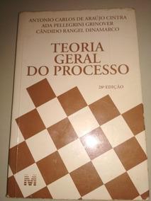 Livro - Teoria Geral Do Processo 28° Ed