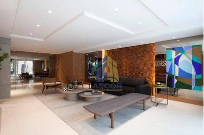 Apartamento Com 2 Dormitórios Para Alugar Por R$ 2.900/mês - Centro - Florianópolis/sc - Ap2401