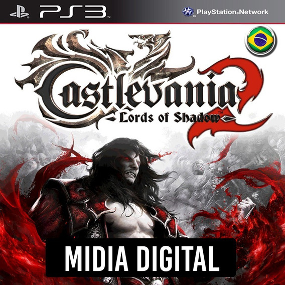 Ps3 - Castlevania Lords Of Shadow 2