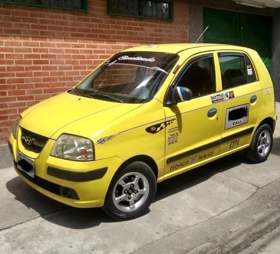 Taxi Atos 2012 Con A.acond. V.elect.del. Gas/gasolina
