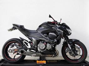 Kawasaki Z 800 2013 Preta