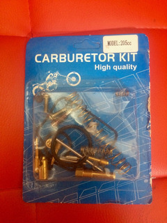 Kit De Accesorios Para Carburador Bajaj Re205 - Mototaxi
